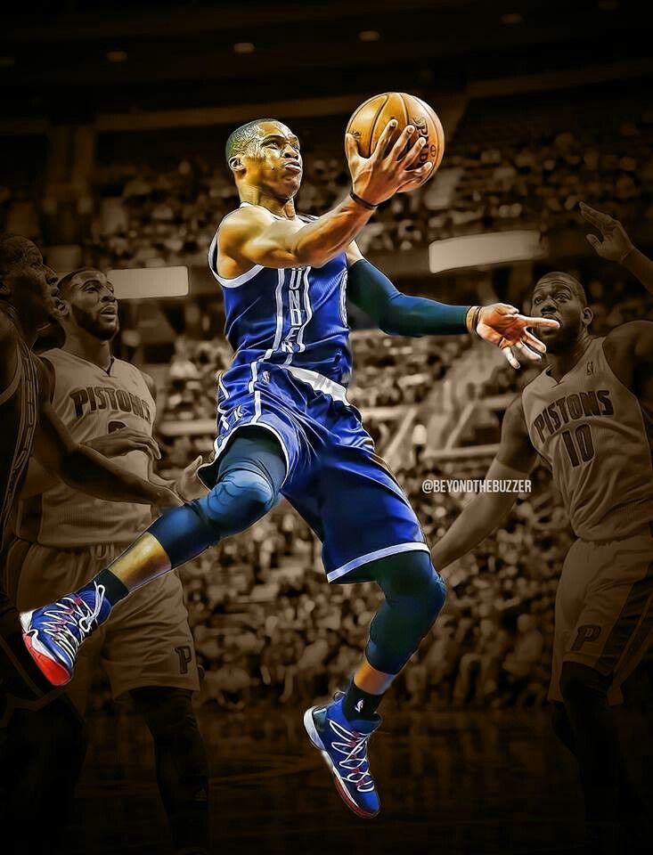 Russell Westbrook Westbrook dunk, Russell westbrook dunk