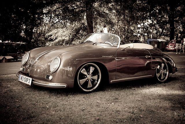 Tres Belle Speedster 356 Je Veux La Meme Porsche Pinterest