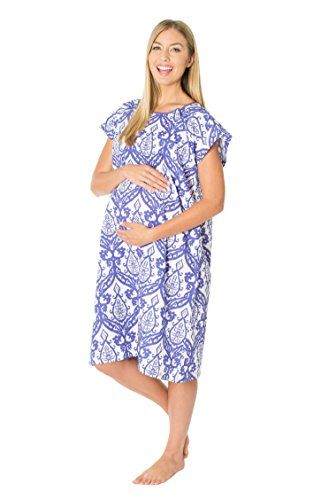 48cc41c9c4948 Gownies - Labor & Delivery Maternity Hospital Gown (S/M p ...