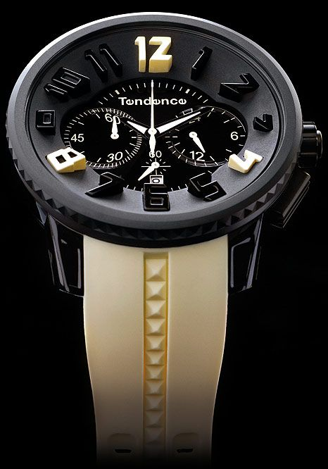 Watchismo Times: TENDENCE WATCHES - Taking Watch Design To New Dimensions!