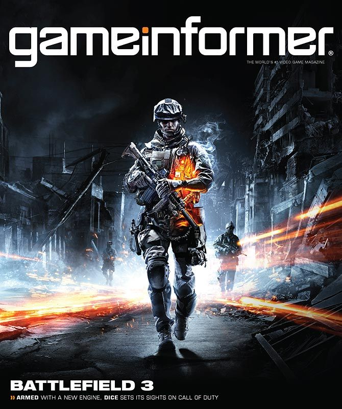 Game Informer is the one magazine that all gamers, no matter what ...