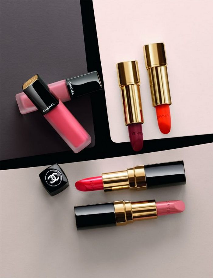 Chanel Makeup Collection Fall Winter 2017