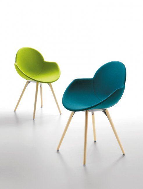Cookie Wooden Legs Poltrona Design Infiniti Design Mobilier Design Chaise Design Mobilier De Salon