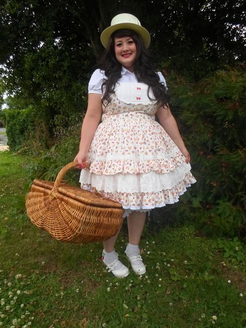 My Top Five Plus Size Lolita Inspirations | Lolita Fashion | Lolita ...