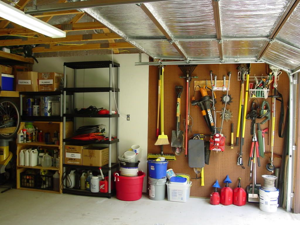Need Some Pegboard Ideas The Garage Journal Board Shed