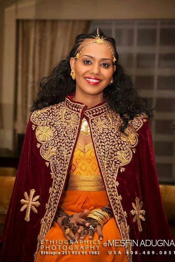 Ethiopian And African Bride 121