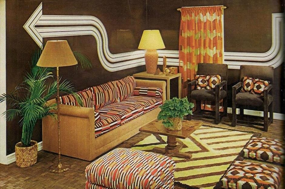 These Retro Living Rooms Are A Vintage Lover S Dream Loveproperty Com In 2020 Retro Living Rooms Vintage Living Room Furniture Retro Style Living Room