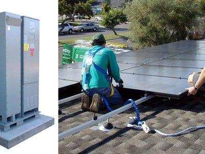 Solarcity Is Now Leasing Tesla Batteries To Store Solar Power Solar Panels Solar News Solar