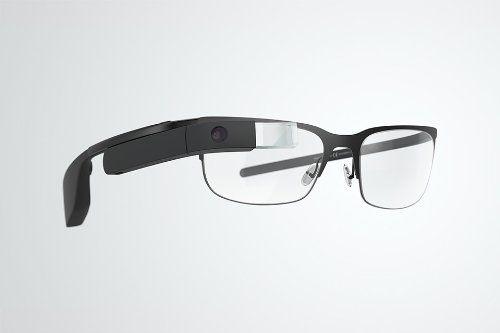Glasses Frame Black Friday : Black Friday Google Glass Frame Split - Charcoal from ...