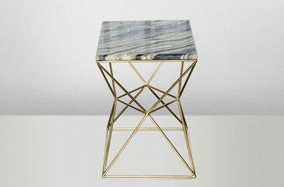 Casa Padrino Art Deco Beistelltisch Gold Metall Marmor 35 X 35 Cm Jugendstil Tisch Mobel Blumentisch Bild 5 Beistelltisch Gold Beistelltisch Jugendstil