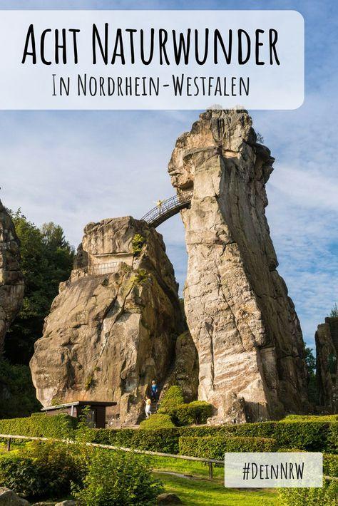 Entdecke die Naturwunder NRWs