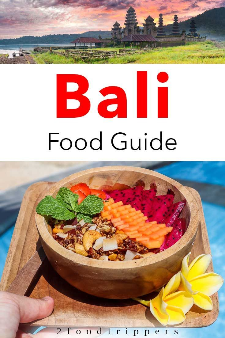 Photo of Bali Food Guide