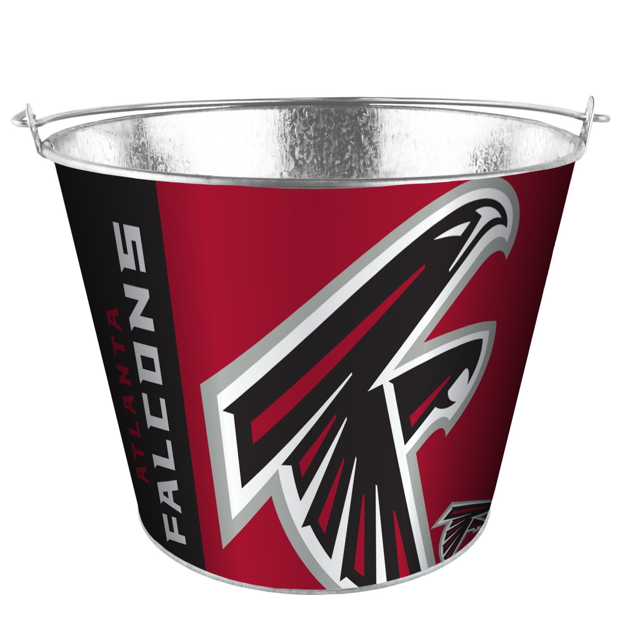 Falcons Nfl 5qt Cold Drink Hype Bucket Beer Bucket Cold Drinks Drinks