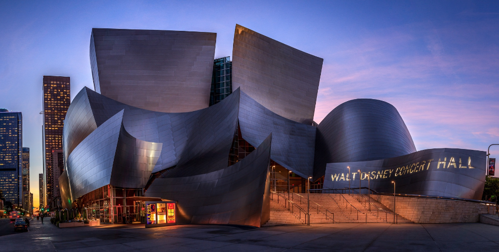Walt Disney Concert Hall: Made In Iceland