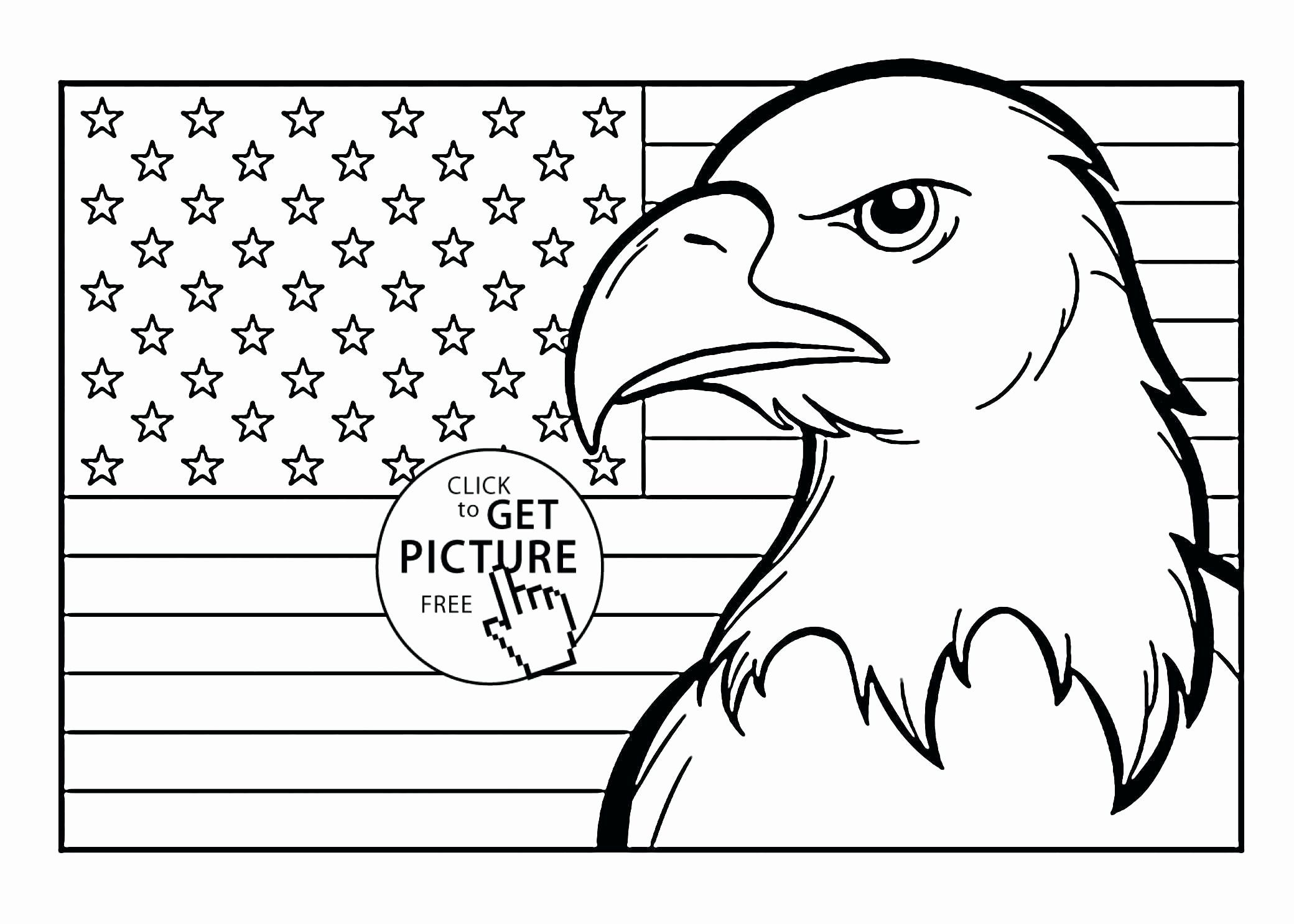 Coloring Pictures Of American Flags New Coloring Pic Of American