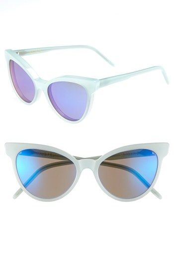 3c5ce84b5dcae Free shipping and returns on Wildfox 'La Femme Deluxe' 55mm Sunglasses at  Nordstrom.com. cat-eye frames add exotic feline appeal to classic sunglasses  ...