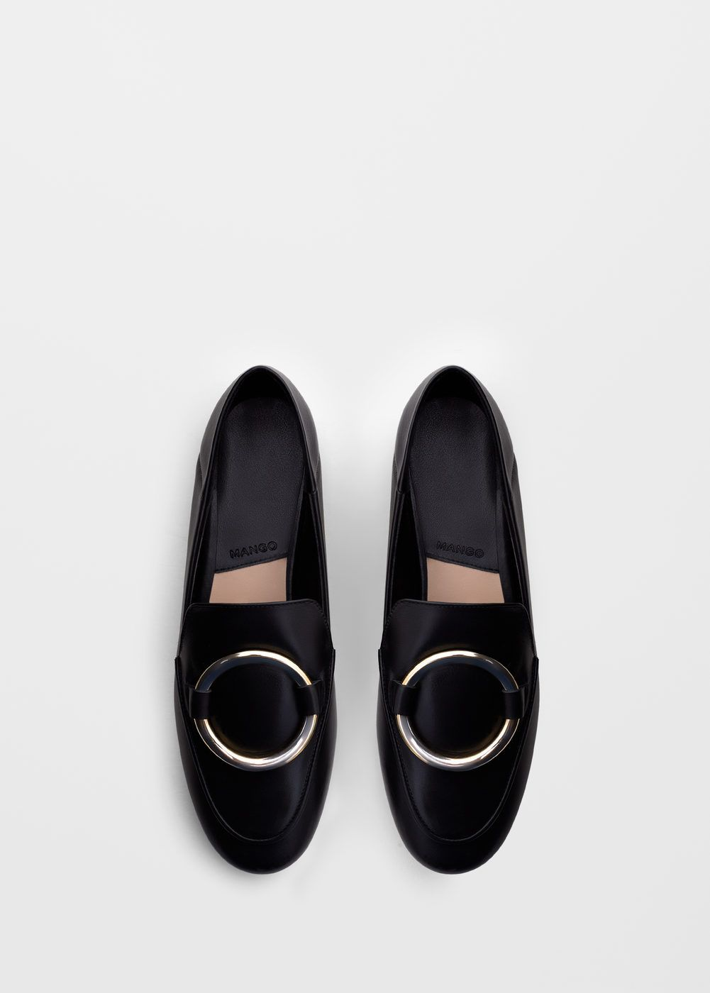 Newest Quotests Proenza Schouler Leather White Two tone Loafers