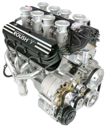 347 IR Crate Engine | Mustang | Crate engines, Engineering