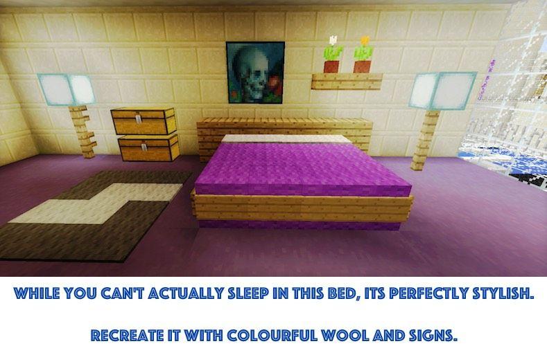 Minecraft Furniture Pinteres