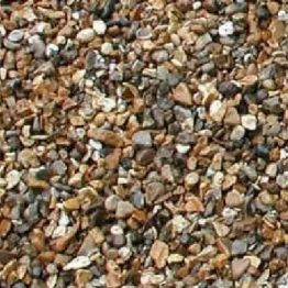 10mm Pea Shingle Stone Texture Stone Decor Pea Shingle