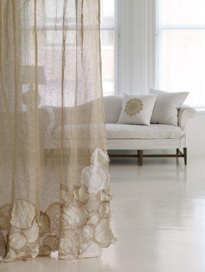 rideaux rideaux coussins plaids pinterest les. Black Bedroom Furniture Sets. Home Design Ideas
