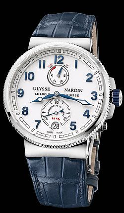 Call 813-875-3935 or 727-898-4377 to buy genuine, brand new Ulysse Nardin Timepieces from an Authorized Dealer! Model 1183-126/60