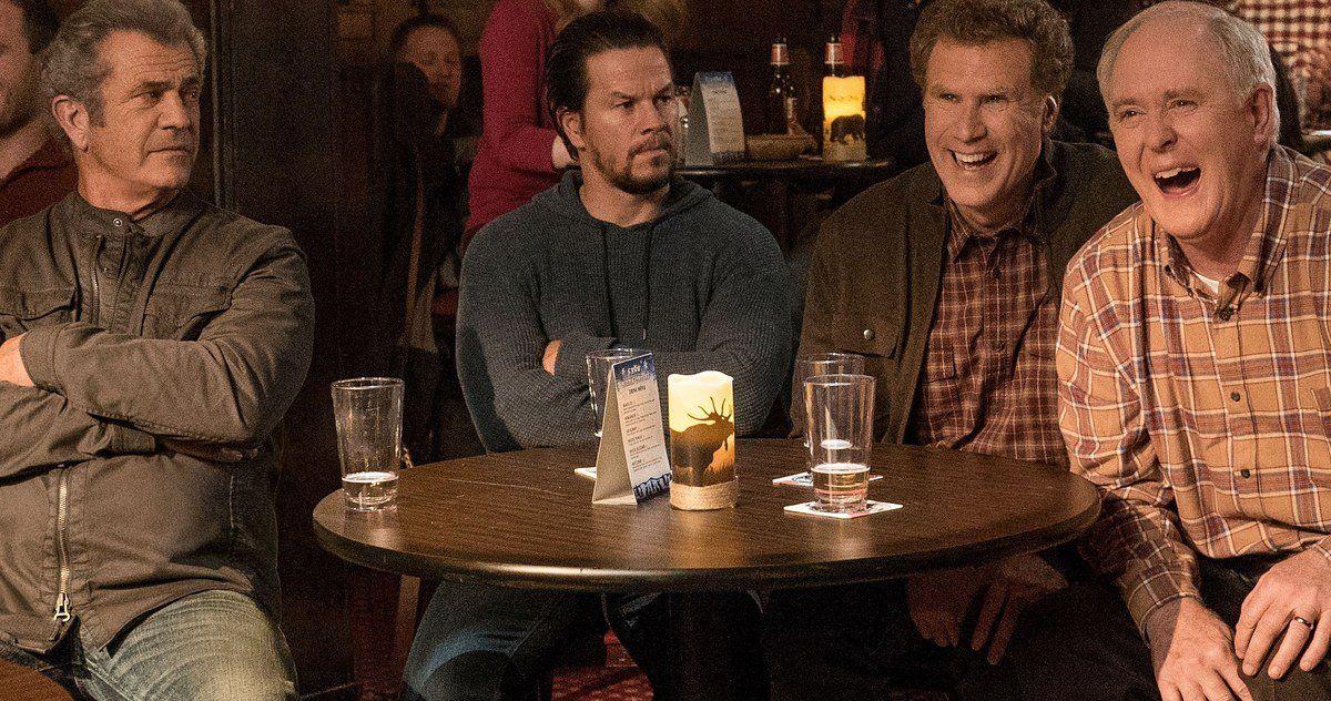 Daddy S Home 2 Trailer Brings In Grandpas Mel Gibson John