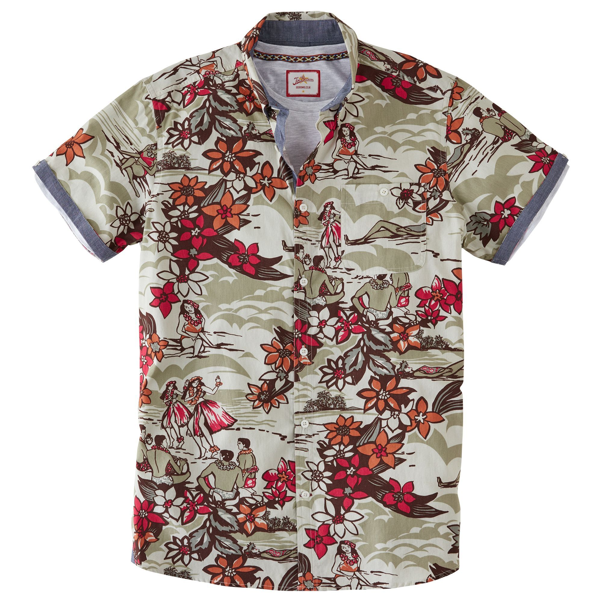 joe brown shirts