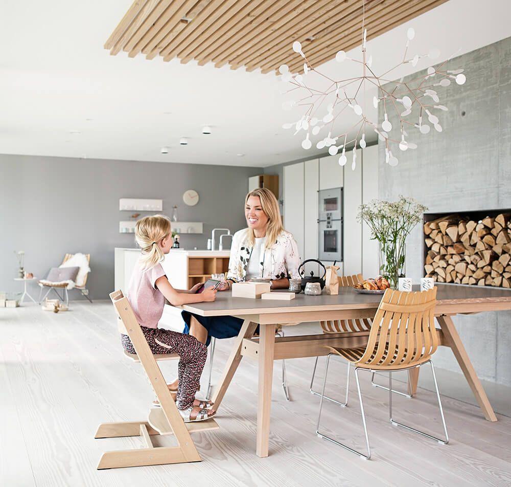 Du Design Pour Les Kids La Chaise Tripp Trapp De Chez Stokke