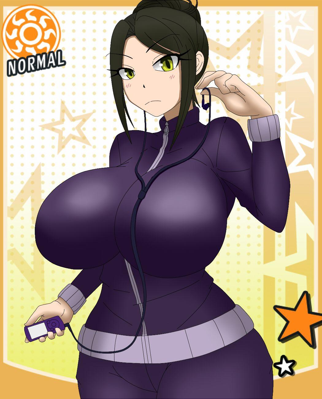 トレーニングスタイル]向井拓海 | enorme pechonalidad huge anime boobs