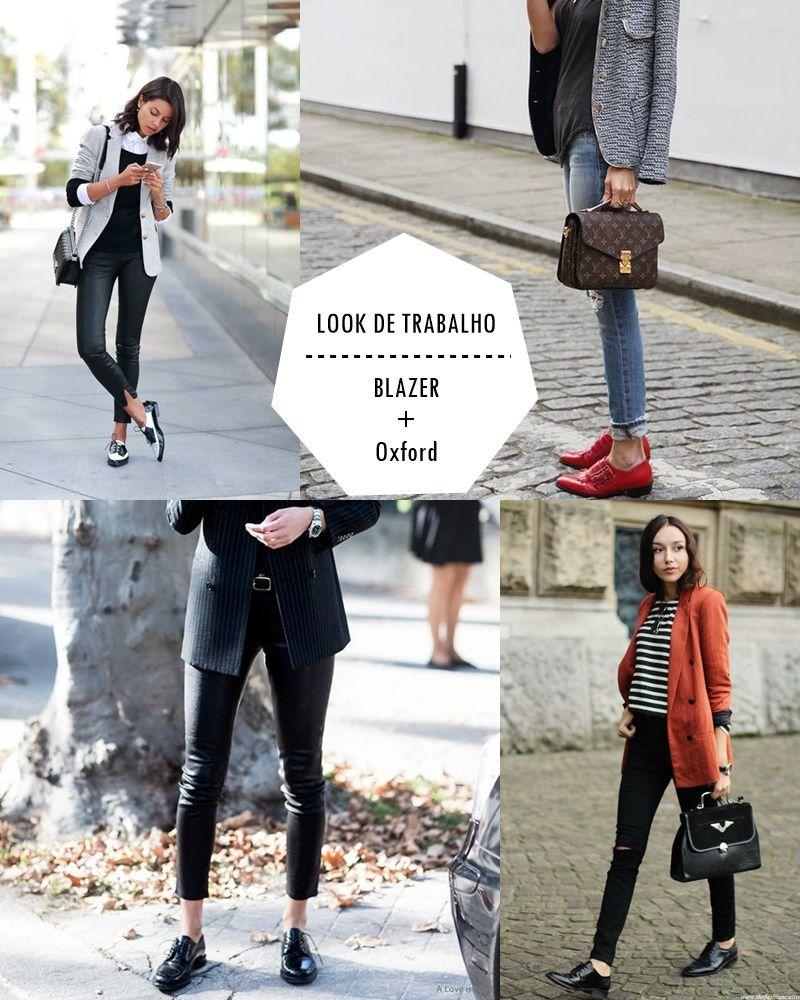 9b119f73194 Looks de Trabalho SEM SALTO - Como Usar e Onde Comprar - é possível ficar  linda