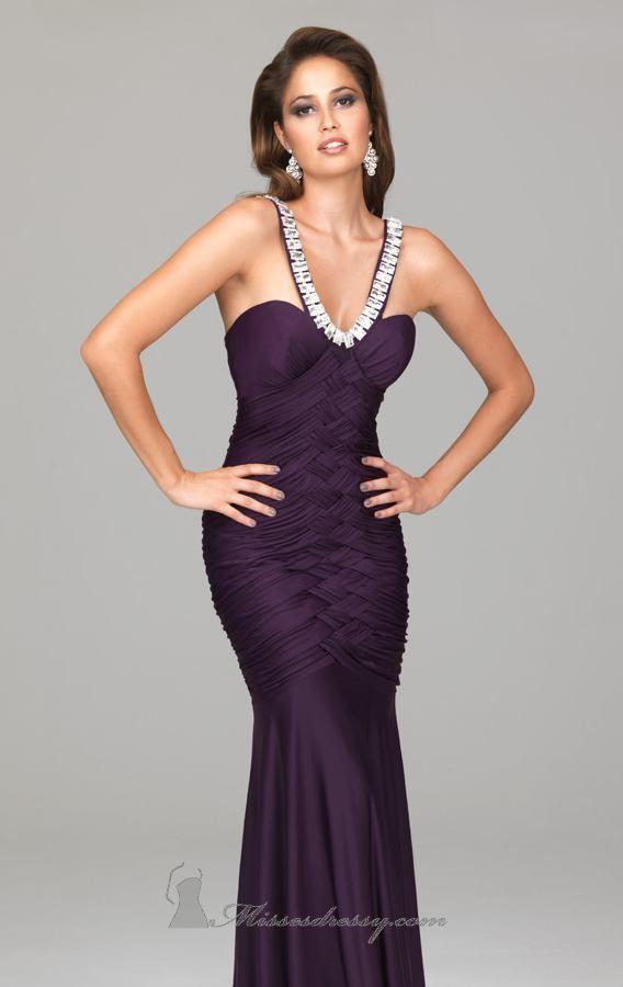 Evenings by Allure #dress #night