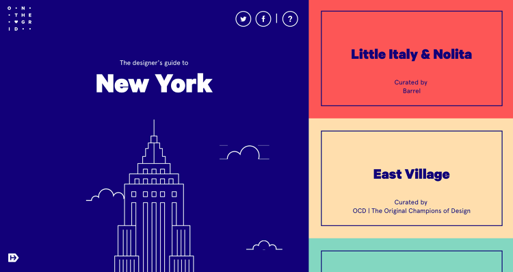 A designers guide to new york city s coolest spots for New york designers
