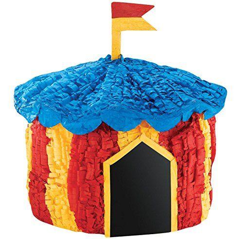 """Circus Big Top 17"""" Pinata Party Supplies $16.99 (15% OFF)"""