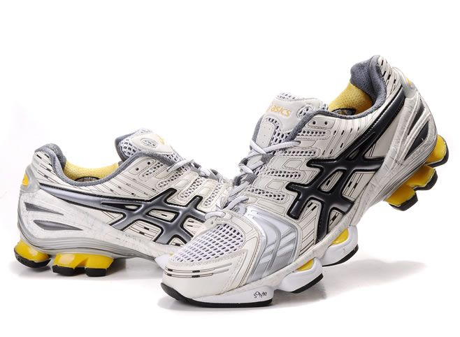 cheap for discount 606d3 27b1b ... where can i buy men asics gel kinsei 2 shoes white dark grey yellow  64711 827c0