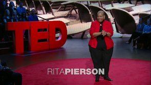 Rita Pierson. Another TED talk - April 2013