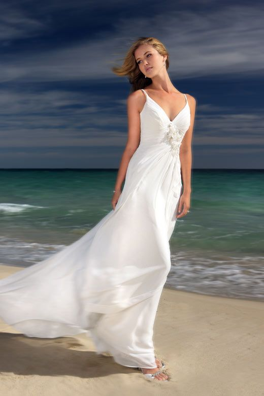 Beach Wedding Dresses For Mexican Bridals Weddings Eve