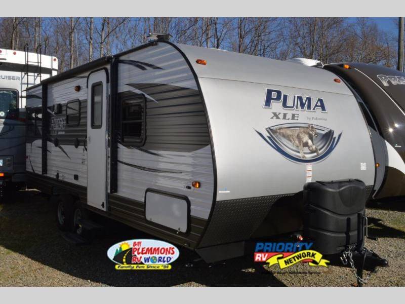 Used 2016 Palomino Puma Xle 20rdc Travel Trailer At Bill Plemmons