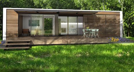 a shippable prefab home thats not a shipping container - Prefab Homes Affordable