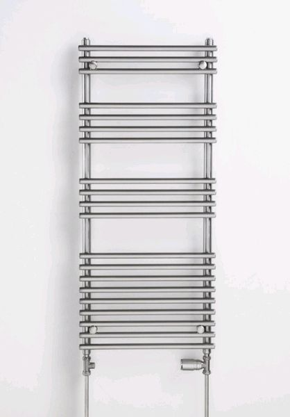 Nomi Badkamer radiatoren rvs robuust en degelijk, handdoek radiator ...