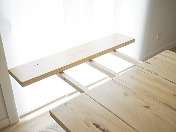 For When We Build The Table That Is Laying As A Pile Of
