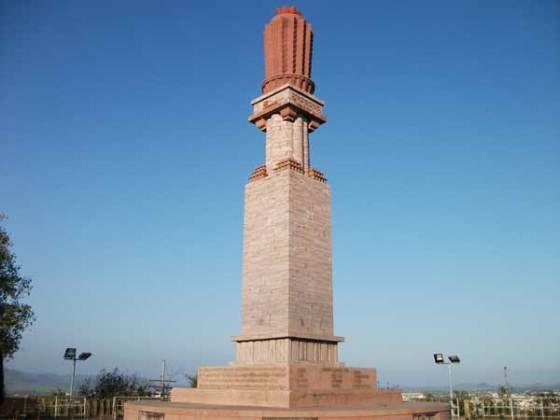 Travel photo of the week : gandhi hill vijayawada tourist places