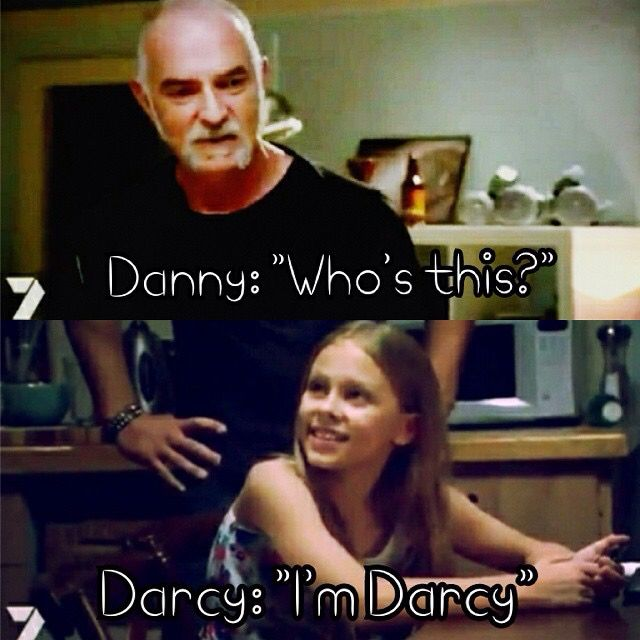 Danny and Darcy