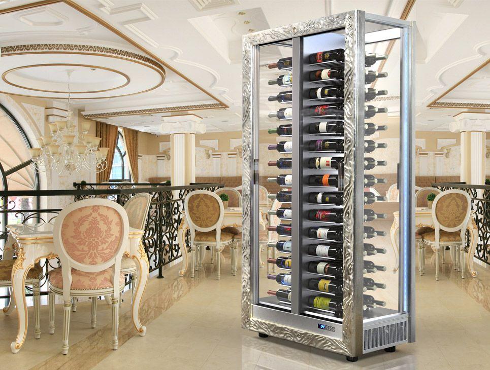 Exklusive Weinkühlschränke für edle Weine: TECA VIN\'O | Weinregale ...
