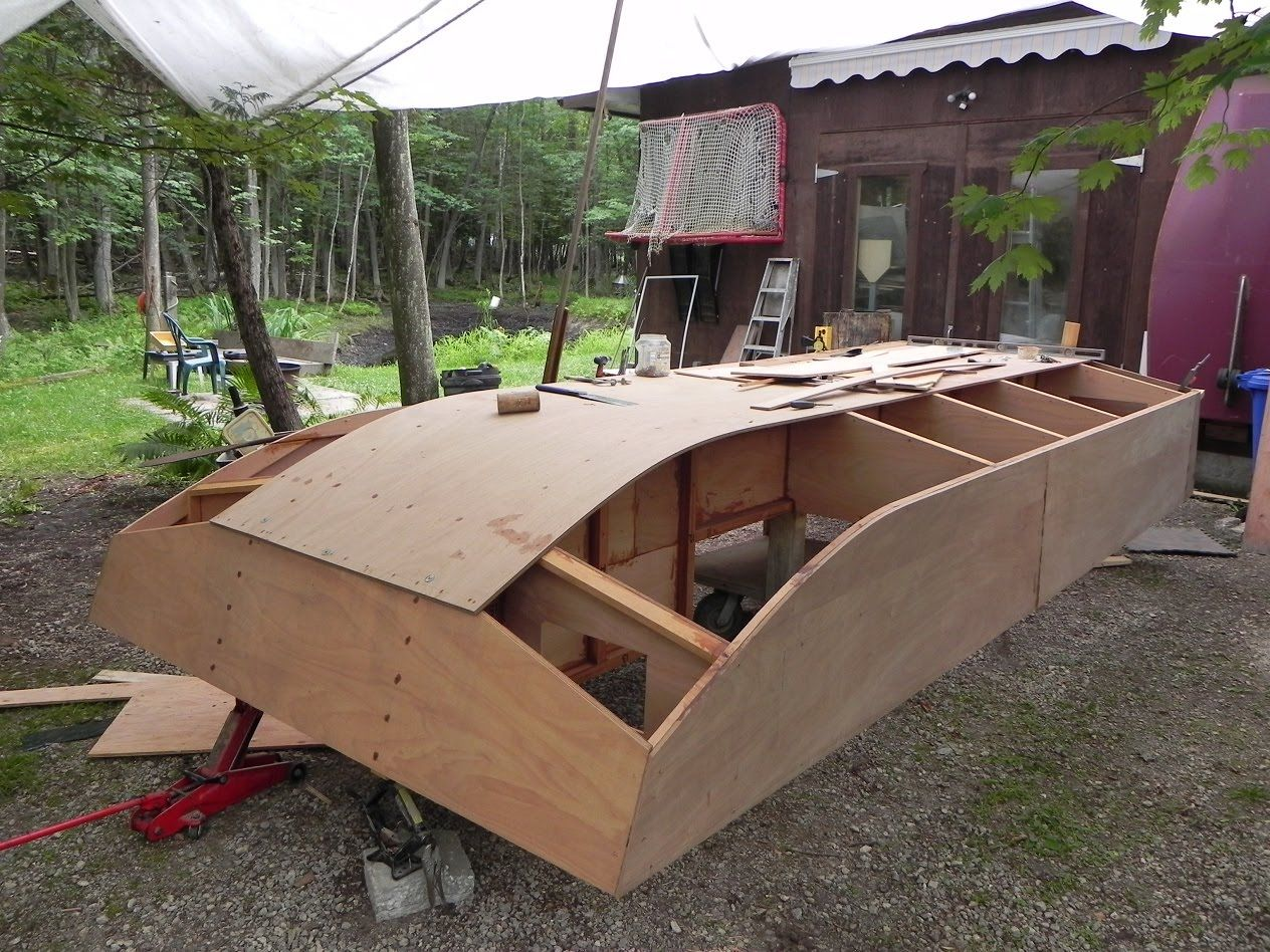 Build A Cheap Tiny House Boat Dianne S Rose Cheap