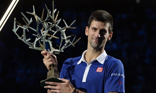 SportsDezk's blog.: Tennis:Novak Djokovic overwhelms Andy Murray in Pa...