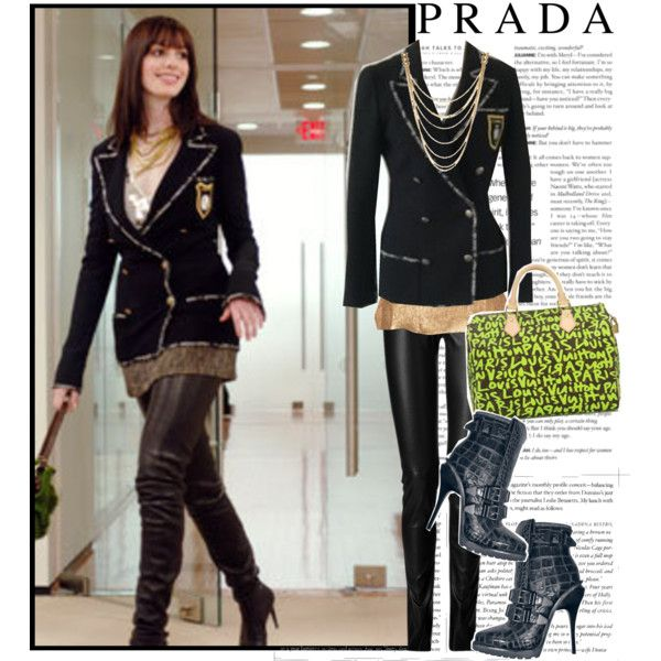Anne Hathaway Outfits: Devil Wears Prada Outfits - Google Search