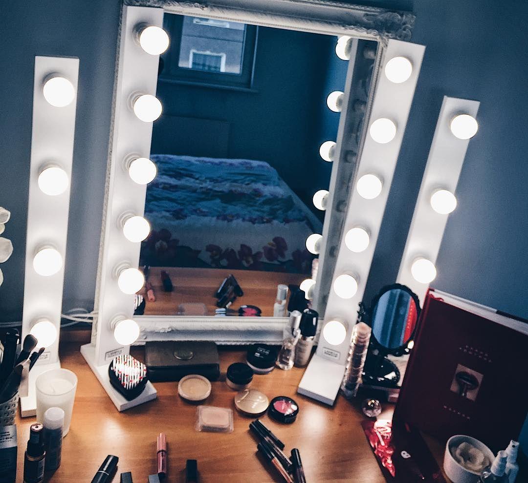 Ikea Schminkspiegel Lampen Hollywood Mirror Lights Vanity Table