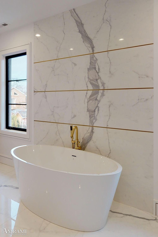 China Home Decoration Luxury Italian Calacatta Gold/White