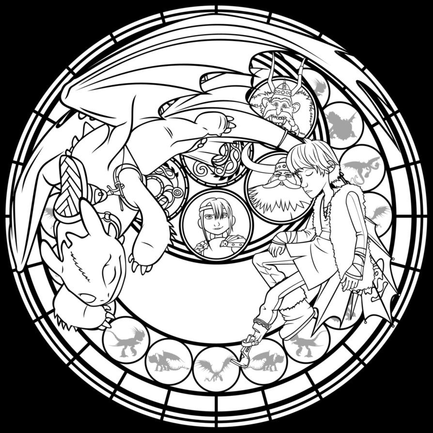 47+ Disney stained glass coloring pages ideas in 2021